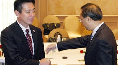 China and Japan vow to improve ties