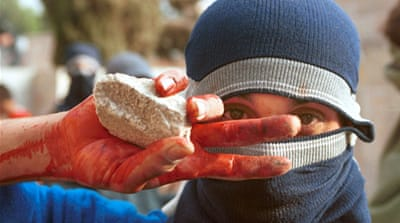 Remembering the second intifada