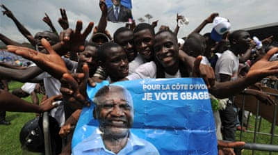 Polls close in Cote d'Ivoire vote