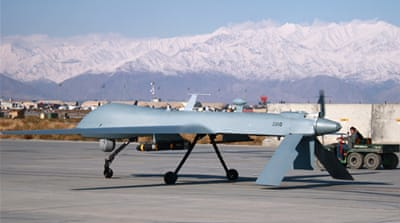 Suspected drone strikes kill 13 in Pakistan