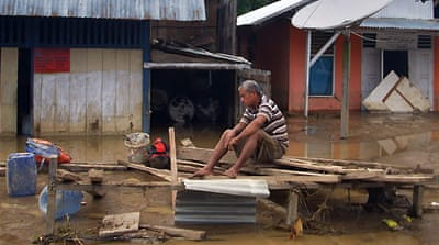 Papua floods may fuel tensions