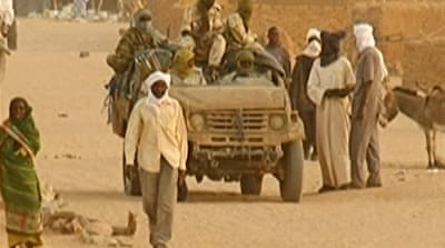 UN worker abducted in Darfur
