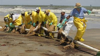 US 'underestimated' BP oil spill