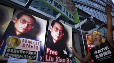 China criticised over house arrest