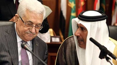 Arab leaders weigh peace options