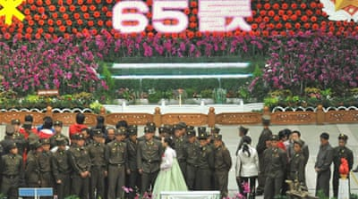 N Korea marks Communist founding