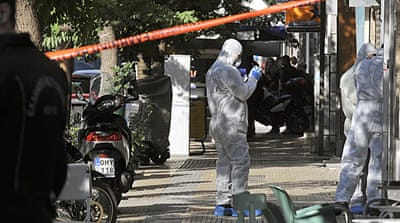 Greek parcel bomb targeted Sarkozy