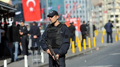 PKK denies role in Turkish blast