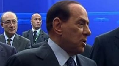 Berlusconi in new Italy scandal
