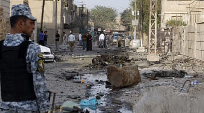 Al-Qaeda claims Iraq church attack