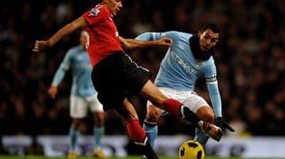 Manchester derby produces stalemate