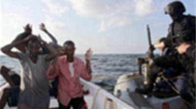 Somali pirates 'outpace' crackdown
