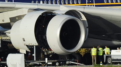Questions raised over A380 engines