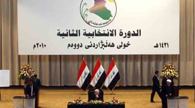 Iraqi MPs vote on new government