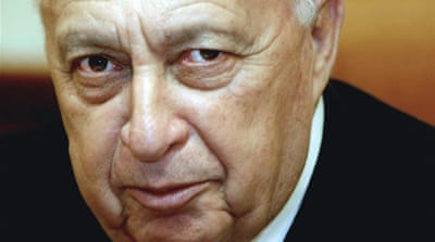 Comatose Ariel Sharon moved home