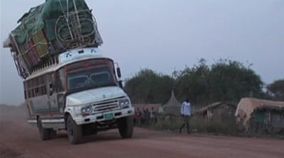 Returning 'home' to southern Sudan