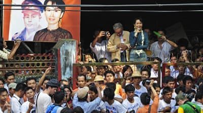 Will Myanmar's Suu Kyi stay free?
