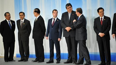 Rifts remain after Apec summit