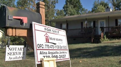 Atlanta mother faces foreclosure