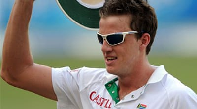 Morkel puts Proteas in control