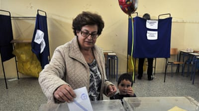 Socialists 'win' Greece local polls
