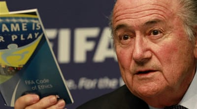 Fifa meets on bribery allegations