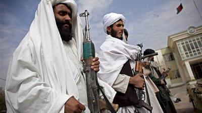 Taliban chief rejects peace talks