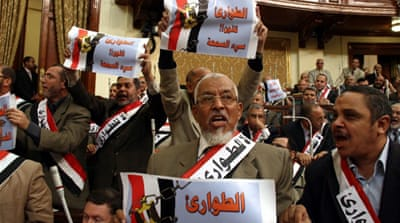 The Muslim Brotherhood in flux