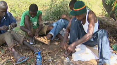 drug addiction kenya