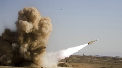 Iran claims new air missile system