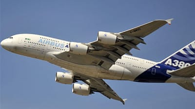 Airbus seeks engine compensation