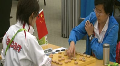 Chinese chess debuts at Asian Games