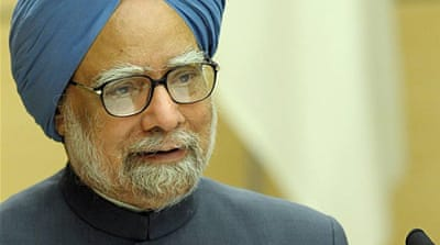 Indian PM rejects inaction charge