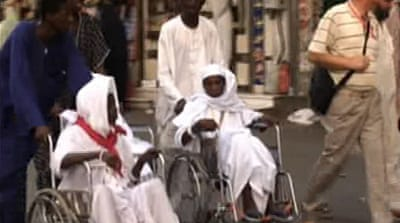 Hajj help at hand for the disabled