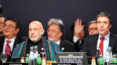 Afghan exit tops Nato summit agenda