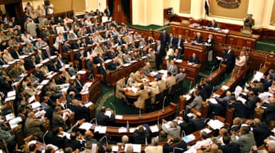 Primer: Egypt's political parties