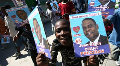 Unrest 'must not stop Haiti polls'