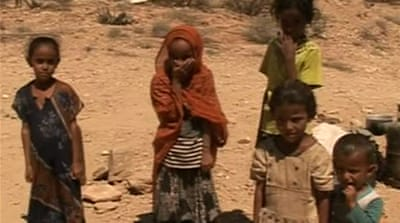 Civilians caught up in Yemen war