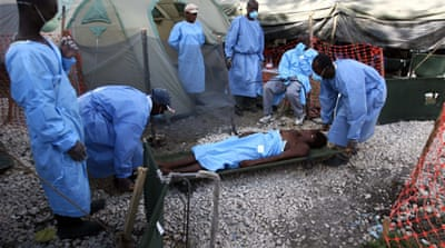 Haiti cholera linked to UN troops