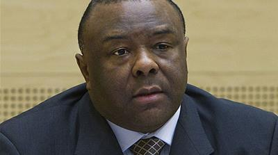 Bemba on trial at The Hague