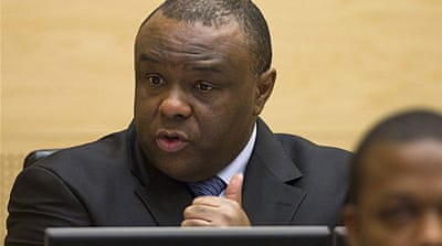 Former DR Congo leader faces trial