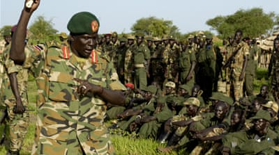 South Sudan accuses north of raid