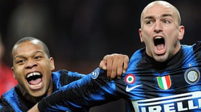 Inter boosted by Twente win