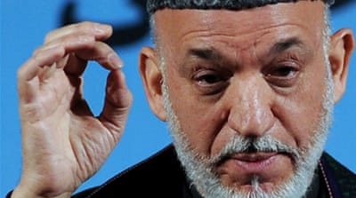 Leaks reveal US doubts on Karzai