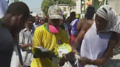 Haiti voters fume ahead of poll
