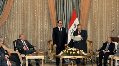 Iraqi PM asked to form government