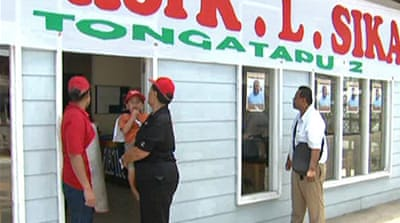 Tonga Democrats 'leading' in polls