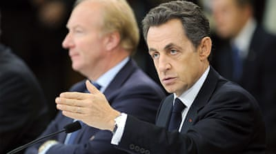 Sarkozy's war on journalism