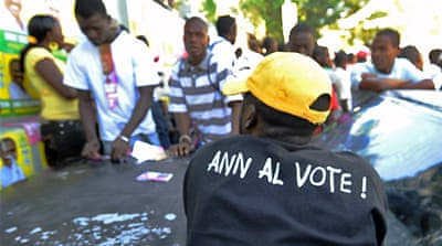 Fraud fears ahead of Haiti election