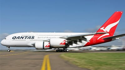 Qantas resumes A380 flights